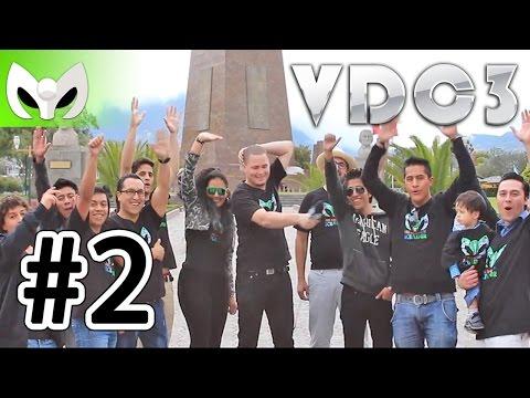 #VDC3 DESDE QUITO @EcMarcianos E02 (iOS 9 - Sony Action Cam o GoPro - �Sony o Samsung iOS?)