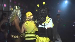 HALLOWEEN party en CLUB LA BOOM