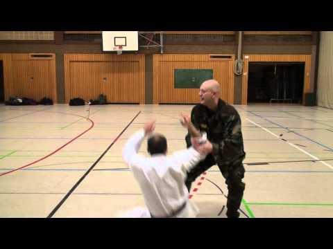Kung Fu vs Systema Spetsnaz (Вадим Старов семинар в Германии)