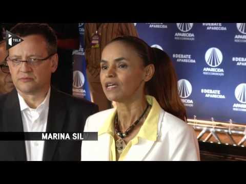 Présidentielle: Marina Silva l'ambitieuse