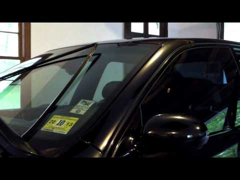 DIY BMW E39 Windshield trim