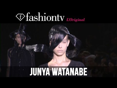 Junya Watanabe Fall/Winter 2014-15 | Paris Fashion Week PFW | FashionTV