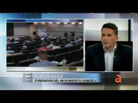Eliécer Ávila: ¿Quiere ser presidente?
