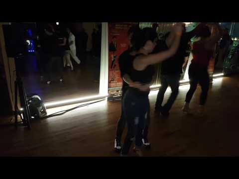 Salsa Legends Fest - Delfina Romero y Johan Vasquez