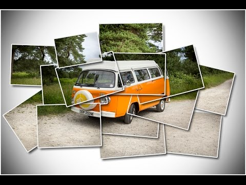 VW Camper 15 Min Photo Challenge: Take and Make Great Photos with Gavin Hoey: AdoramaTV