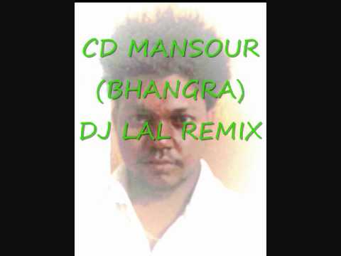 CD MANSOUR REMIX by DJ LAL