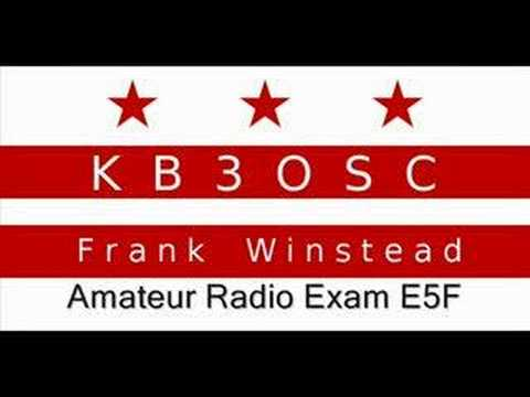 Amateur Radio Extra Exam Prep E5F