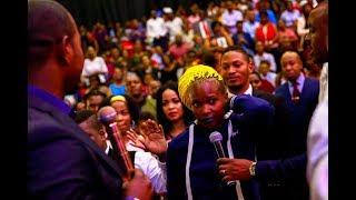 MUST WATCH! Yellow Hair MERMAID 🧜♀ spirit caught in the church