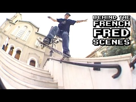 Behind the French Fred Scenes: Cliché In Greece Pt. 1