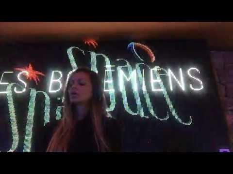 Deborah De Luca opening set @ SPACE  - Ibiza (terrace) 23.08.2016