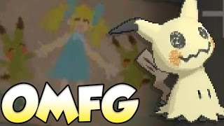 POKEMON SUN AND MOON MIMIKYU TRIAL!!!