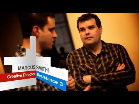 Resistance 3 Multiplayer Interview