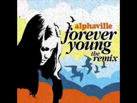 ALPHAVILLE - Forever Young (THE DANCE REMIX) klip izle