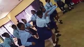 Real ,,,oddihh,,,,, Kenyan high  school  girls