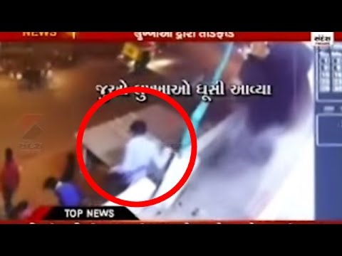 Ahmedabad : Goons attack broker's office in Nikol || Sandesh News