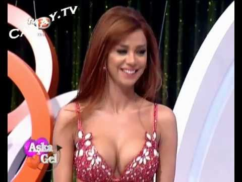 Didem on Tv8 31.12.2012