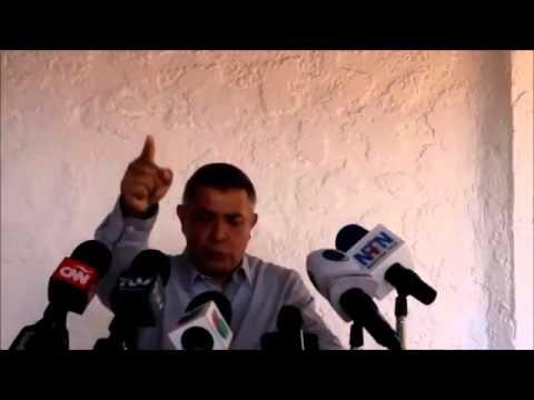 Declaración del Gral Ángel Vivas Perdomo