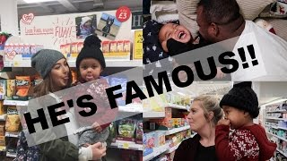 HARRISONS IN-STORE ADVERT! | VLOGMAS DAY 5 | BELLES BOUTIQUE