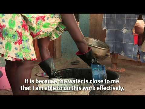 Vida Alebra, Ghana