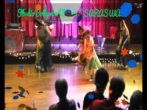 RANGEELO MARO DHOLNA  ۩۞۩ Studio Bollywood India Dance SARASWATI...