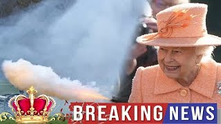 Queen Royal -  Queen accession: What time is 103 gun salute to celebrate Queen's accession anniversa