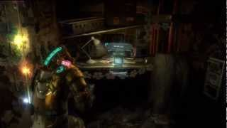 Dead Space 3 - Chap 8 Off The Grid: Aloha Safe Room, Bola Gun, Snow Beast, Bench HD Gameplay PS3