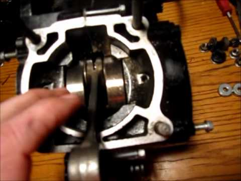 How To Check Rod Bearing Play On A Motorcycle