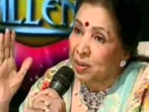 S D Burman on Asha Bhonsle And Vice Versa