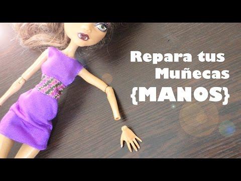 C�mo reparar las [MANOS] de tus muñecas