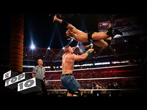 Ridiculous Reversals: WWE Top 10