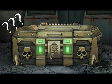 BioAlienR's F.A.Q. #3 - Как получить золотой ключ в Borderlands 2