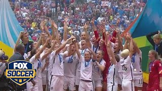 How large is the gap between the USWNT and the rest of the world? | FOX SOCCER