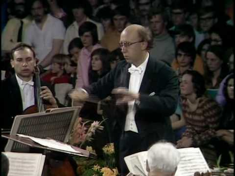 Leningrad Philharmonic Tchaikovsky 4th Symphony Rozhdestvens
