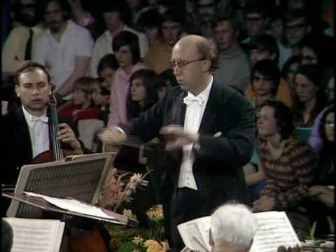 Leningrad Philharmonic Tchaikovsky 4th Symphony Rozhdestvens