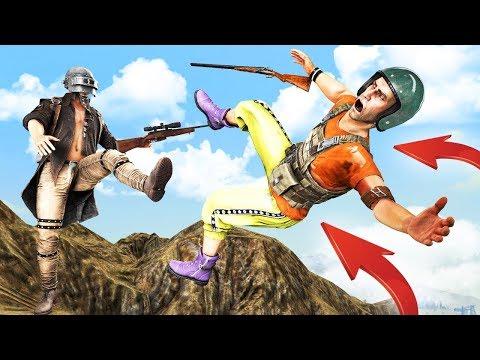 СПАРТАНСКАЯ БИТВА НА ГОРЕ ЗА ТОП! THIS IS SPARTA!!! PLAYERUNKNOWN'S BATTLEGROUNDS - PUBG ПРИКОЛЫ