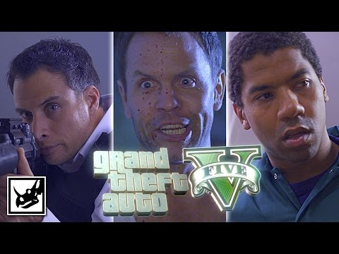 Grand Theft Auto V: Lucid (Live Action GTA V Movie) | Gritty Reboots