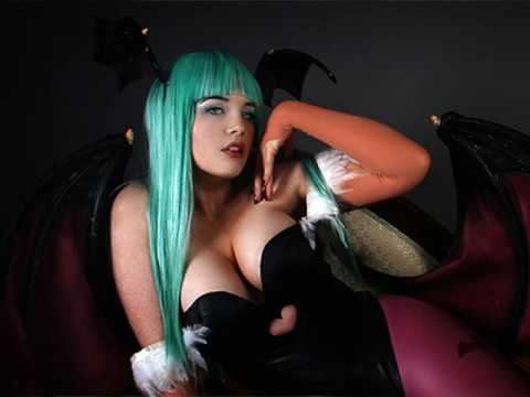 Succubus Sexy Nightmare, Incubus, Morrigan, Lilith, WOW, World or Warcraft