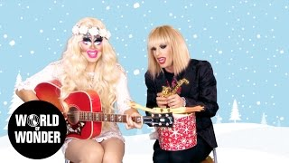 "Download Lagu UNHhhh Ep 36: ""Happy Holidaze"" w/ Trixie Mattel & Katya Zamolodchikova Gratis STAFABAND"