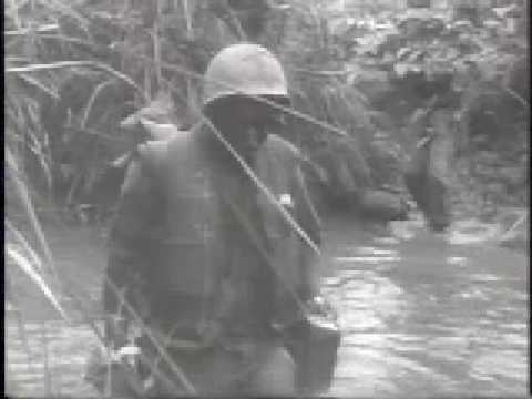 Vietnam 1967 news reel