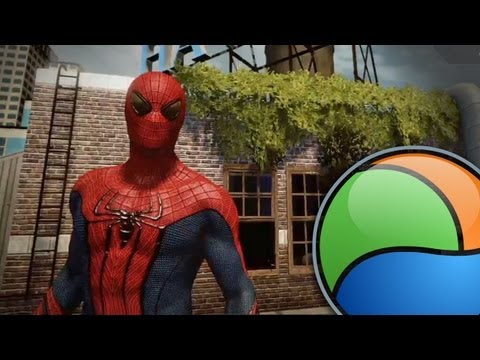 The Amazing Spider Man [Gameplay] - Baixaki Jogos