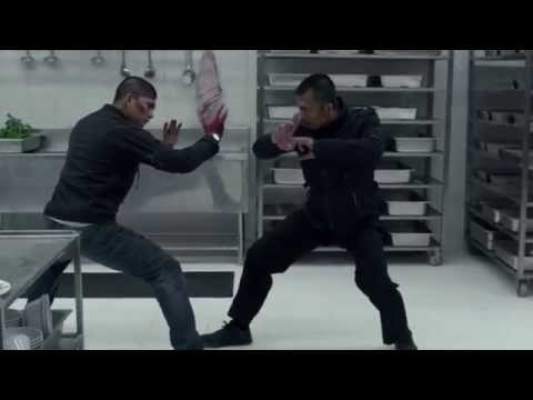 The Raid 2: Best Served Cold (rama Vs. The Assassin Fight Scene Remix) video
