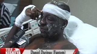 VIDEO: Haiti - Interview FANTOM Barikad Crew Sou Kabann Lopital