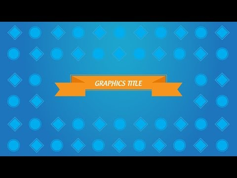 Adobe Illustrator Tutorial: Create Graphic Titles & Design Label