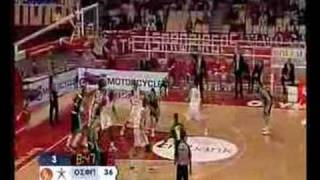OSFP-PANATHINAIKOS 64-82 PANATHINAIKOS HIGHLIGHTS