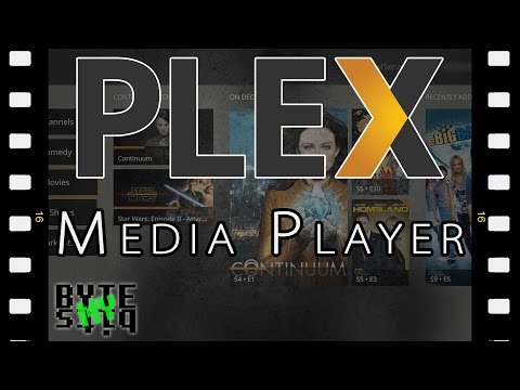 The new Plex Media Player has arrived