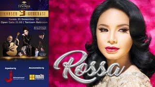 Download Lagu ROSSA  - Ayat ayat Cinta Konser 3 Generasi (Live Concert) Gratis STAFABAND