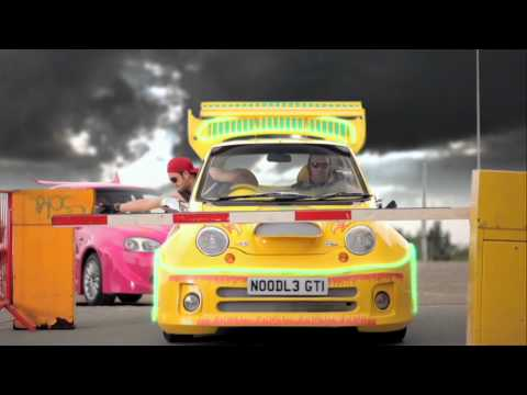 Pot Noodle GTi TV advert
