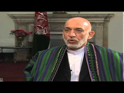 President Karzai on Foreign Involvement in Afghan Elections -5