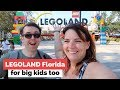 LEGOLAND FLORIDA: it's for big kids too! | KrispySmore