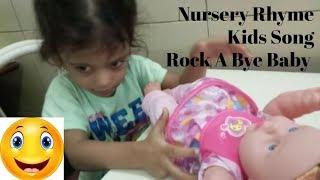 Rock a Bye Baby Nursery Rhyme and Kids Song